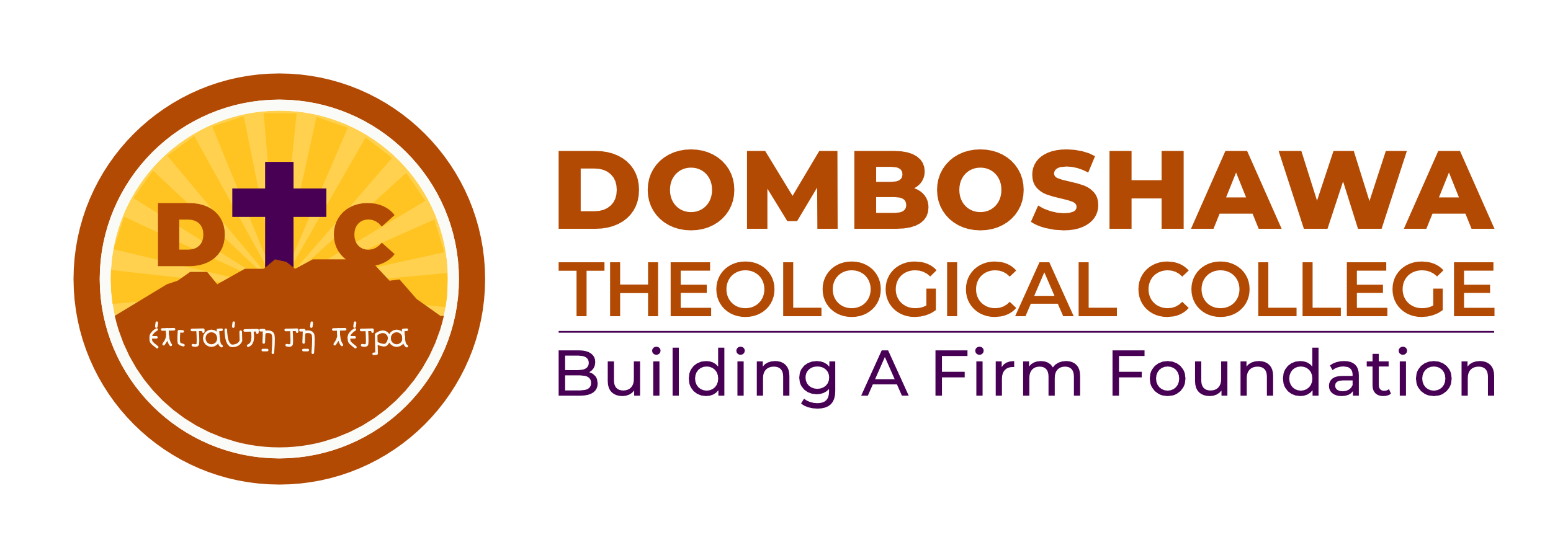 Domboshawa Theological College Logo