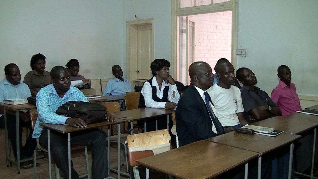 Diploma in Pastoral Studies - Students