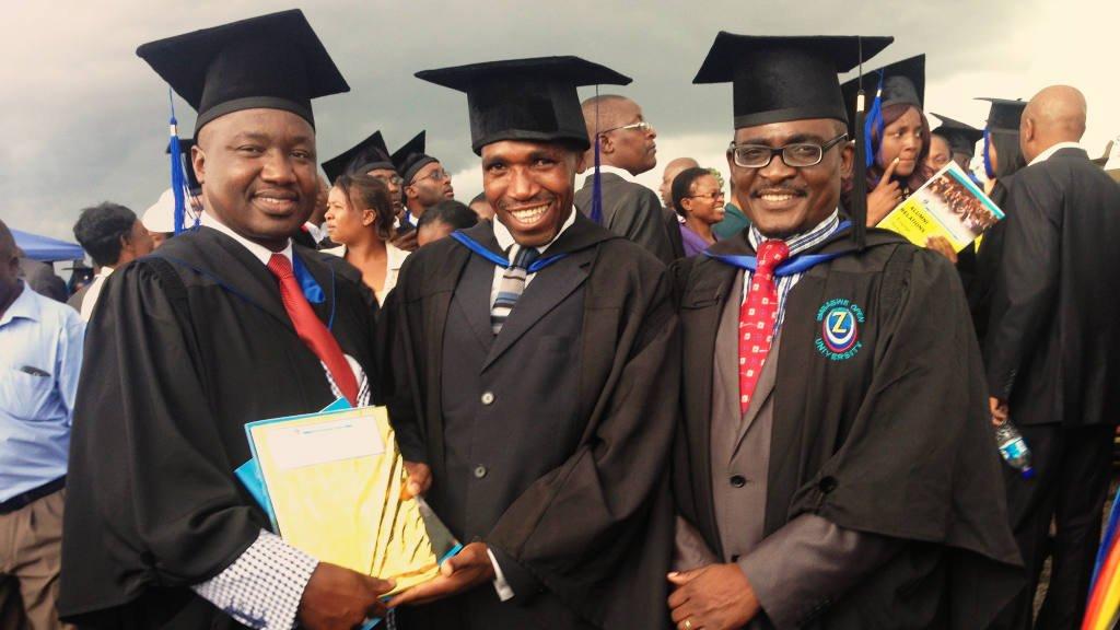 Domboshawa Theological College - Graduates